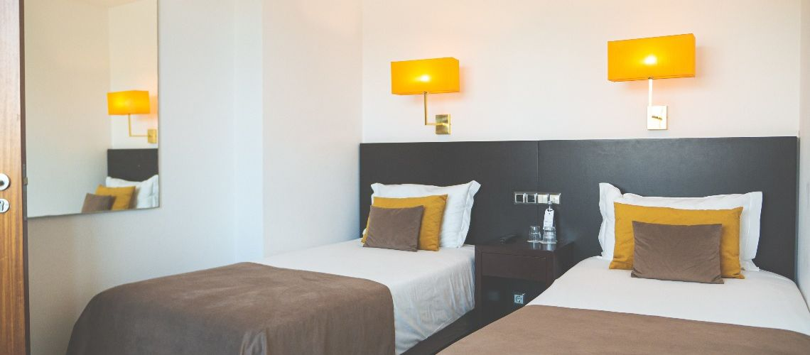 Hotel Baía Cascais - 2nd bedroom